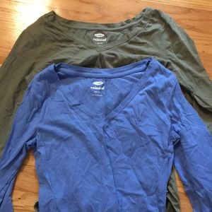 SALE: two old navy long sleeves